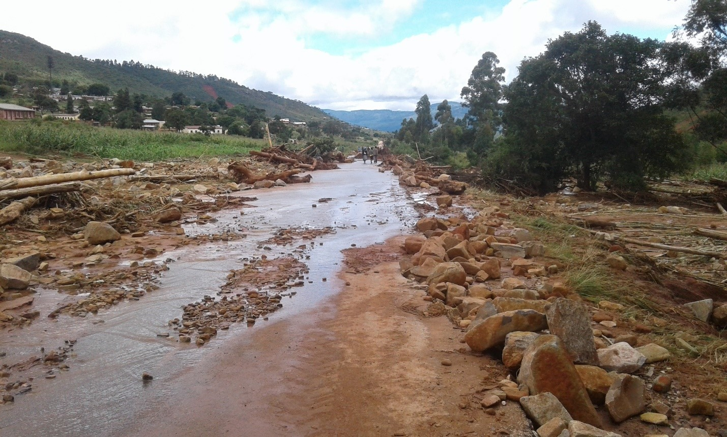 57ea7e3d5f1 cycloneidai chimanimani hospital